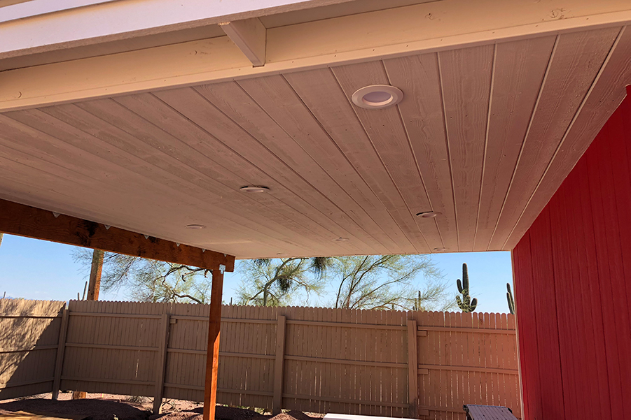 3 Additions to Your Patio Roof