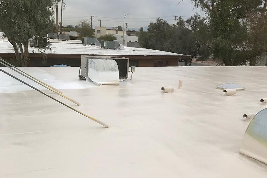 FAQs: Spray Foam Roof