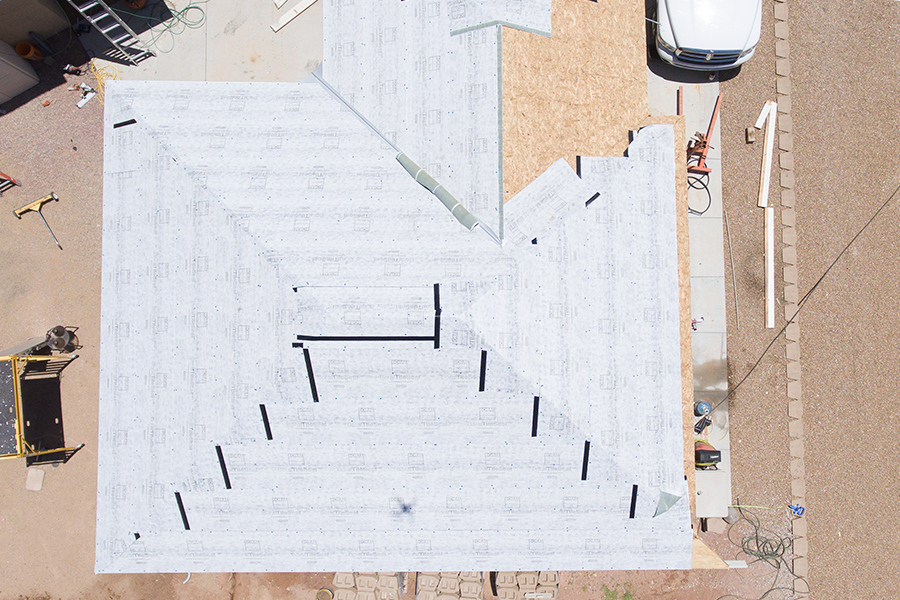 Roofing Underlayment: Boral Ply 40 vs. Boral MetalSeal HT