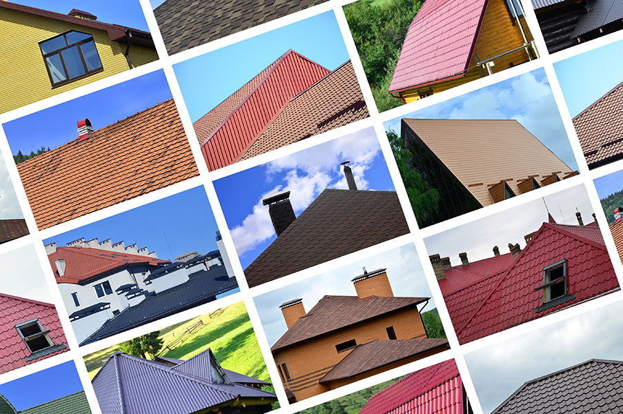 5 Important Options When Choosing A New Roof