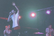 Midnight Hollow Debuts New Song At Mercury Lounge