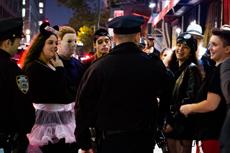 New Yorkers Love Halloween