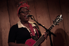 A Sultry Bed of Sound: Mélissa Laveaux at Rockwood Music Hall