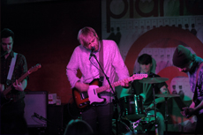 Radiant Sensations from The Teen Age at Pianos