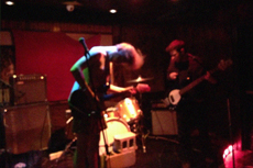 """Flagland's """"(In) Shards"""" & """"Searchers"""" Live at The Flat"""