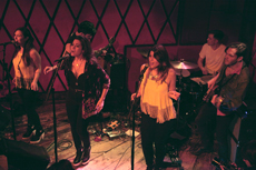 Lily and the Parlour Tricks Strut New Tunes & Swagger