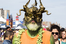 All Rejoice: Coney Island's Annual Mermaid Parade 2014