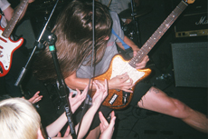 Goin' for the Glory: Diarrhea Planet & Total Slacker at Glasslands on Film