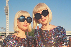 Anafestilog: Lucius, Jenny Lewis, Washed Out & The Head and the Heart at Governors Ball 2014