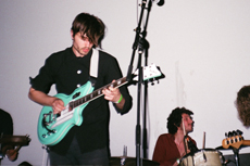 Photos of The Midnight Hollow at Black Dots Music Group CMJ Showcase