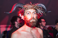 In Pictures: Susanne Bartsch's 'HalloQueens!' for the 2014 MoMA PS1 Halloween Ball