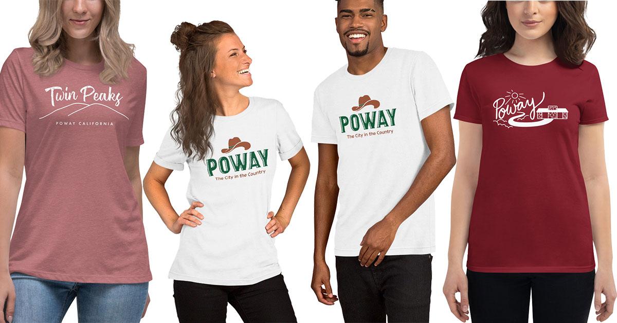 Poway Shirt, Big Stone Lodge, Twin Peaks