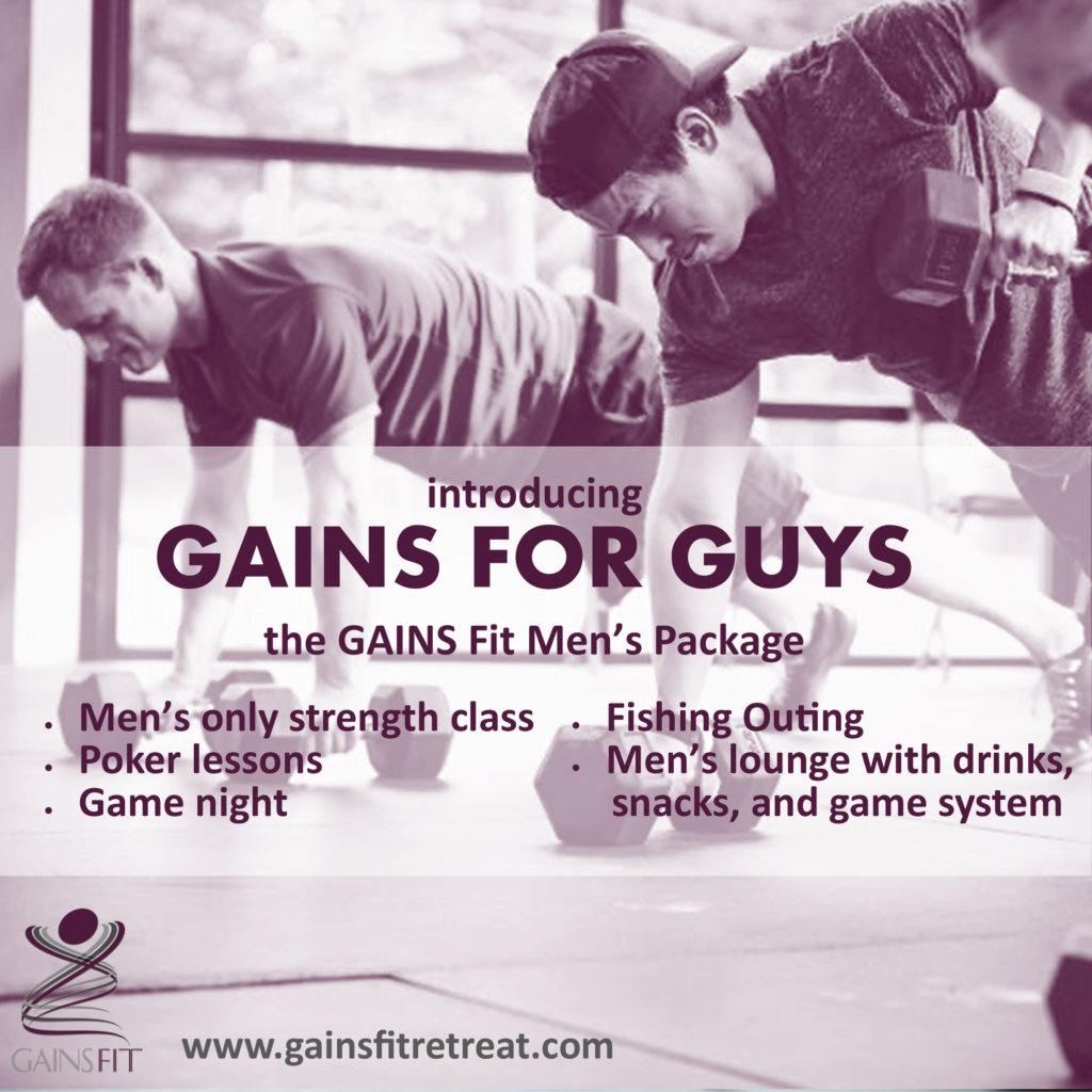 Activities for Male Attendees