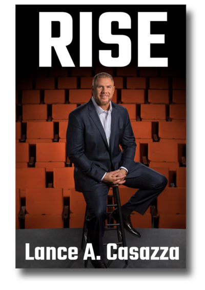 Rise by Lance A. Casazza book cover