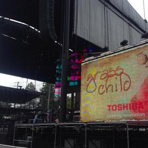 Bottlerock Napa Toshiba Stage Grass Child Original Live Band Music San Francisco Bay Area