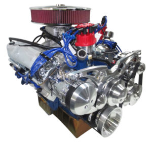 Engine Factory 400 Ford Modified with MSD EFI