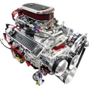 Engine Factory Chevy 350 engine 455 Horsepower