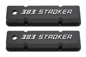 383 Stroker Valve Cover Choice