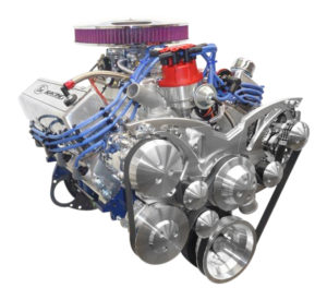Engine Factory 460 Ford with Alt, PS, and AC