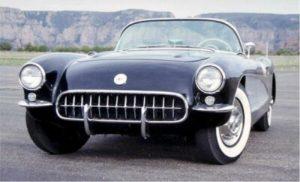 Chevrolet Corvette 1st gen