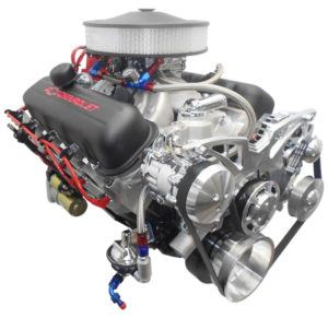 Engine Factory Big Block, 632, Holley