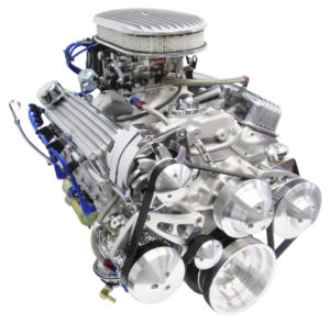 Engine Factory 350 Nostalgia look