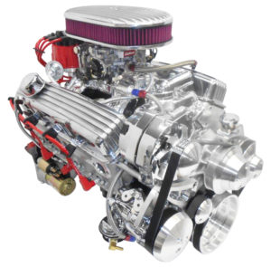 Engine Factory 350 with Nostalgia Valve covers