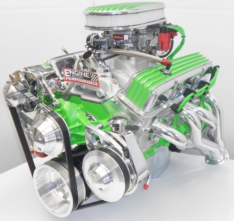 Engine Factory Chevy Engine Built by Tim Nelson Build