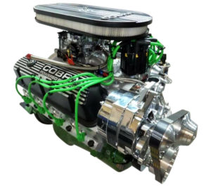 347 425HP Engine