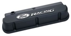 Ford Racing Valve Cover Black