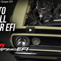 how to install sniper efi