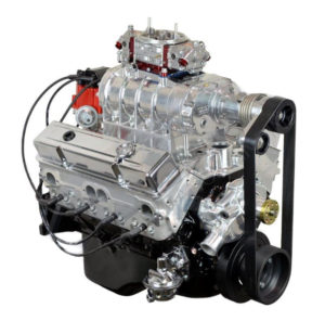383/600 hp blower engine
