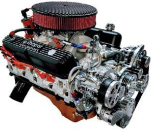 #25 - 318/350 Mopar HP