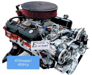 #26 - 410/450 Mopar HP