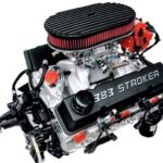 #4 - 383 Chevy 450 HP Stroker Engine