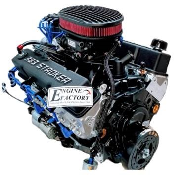 383 Chevy Stroker 450 Hp Engine Factory Official Site