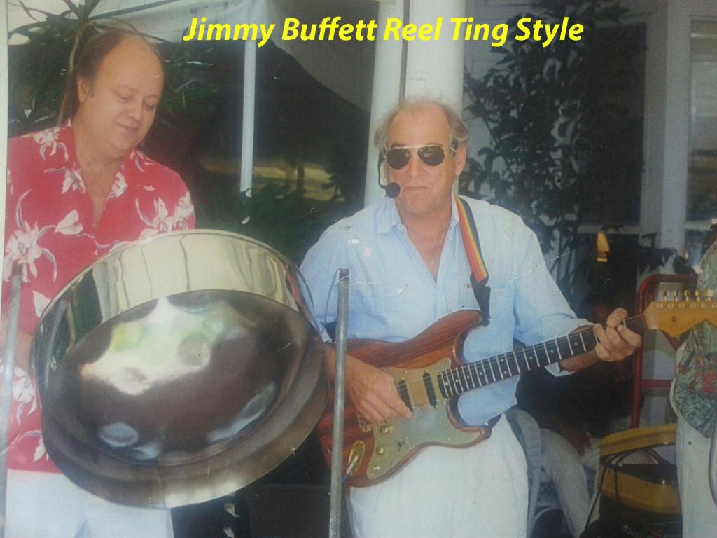 Jimmy Buffett Reel Ting Style