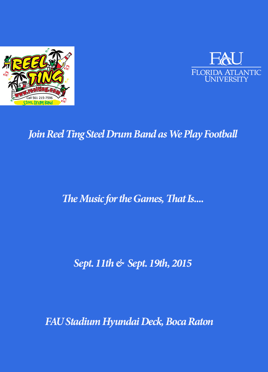 Watch the Football and Watch the Band!