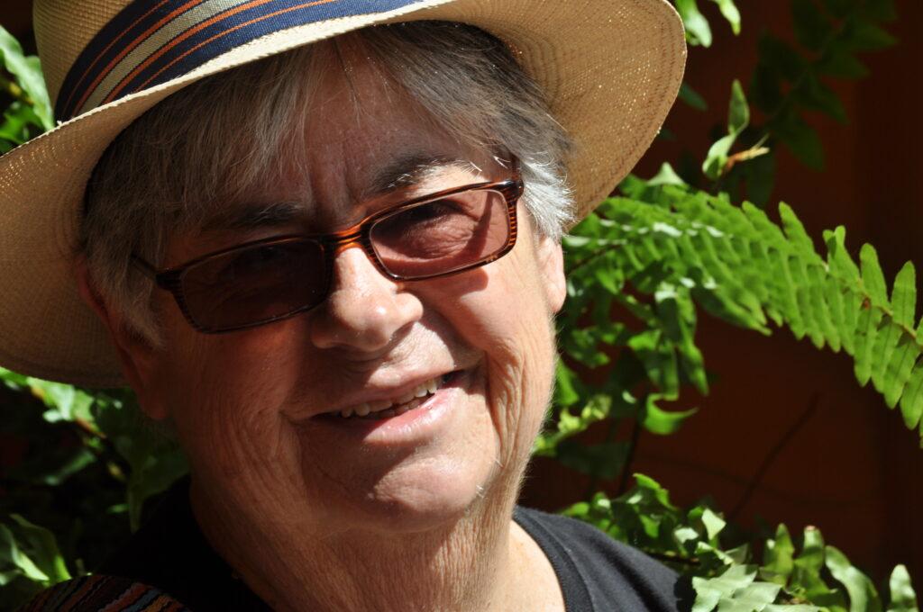 Judith Porter, volunteer (USA)