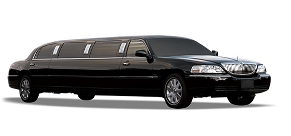 Traditional 10 passanger Strech limo