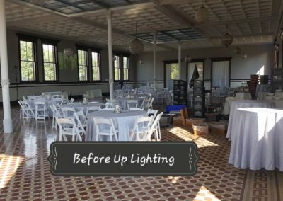 BeforeUplighting_1899_Indianapolis_Indiana_Best_Wedding_DJ