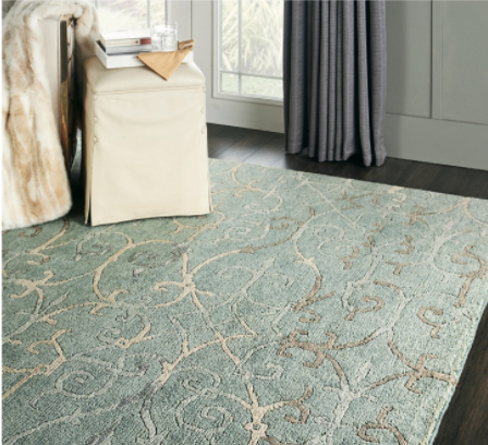 Nourison Rug MTA05 Sea Glass