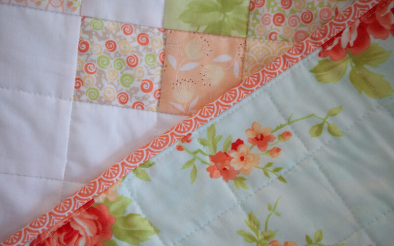 Chantilly Jelly Quilt