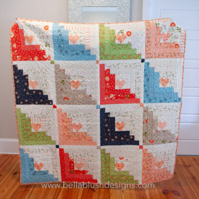 Walkabout Mother's Quilt