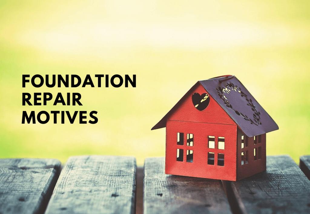 foundation repair motives