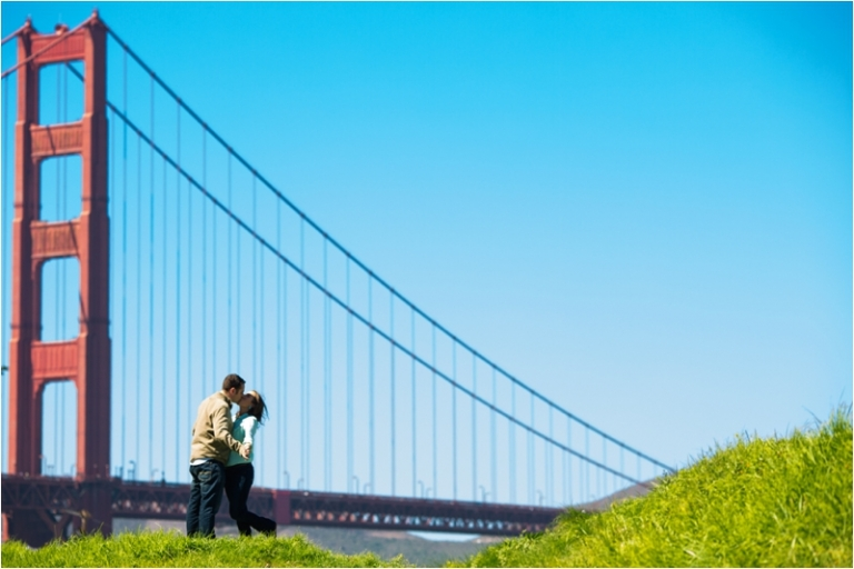 SAN FRANCISCO ENGAGEMENT PHOTOS - GREEN VINTAGE PHOTOGRAPHY
