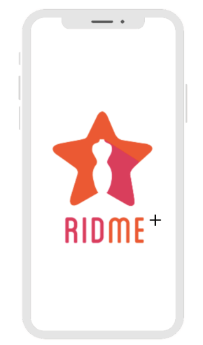 RIDME + iPhone