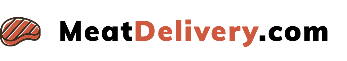 meat delivery logo