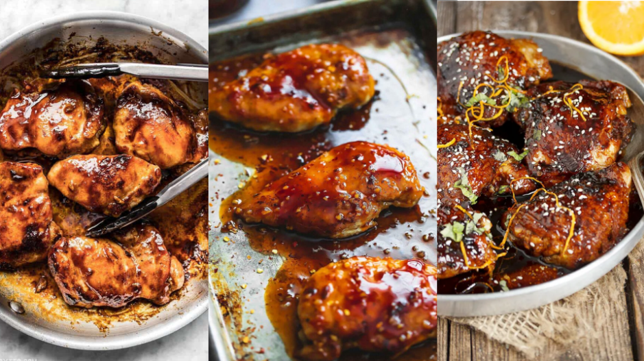 Sweet & Spicy Chicken Recipes for Your Tang Craving