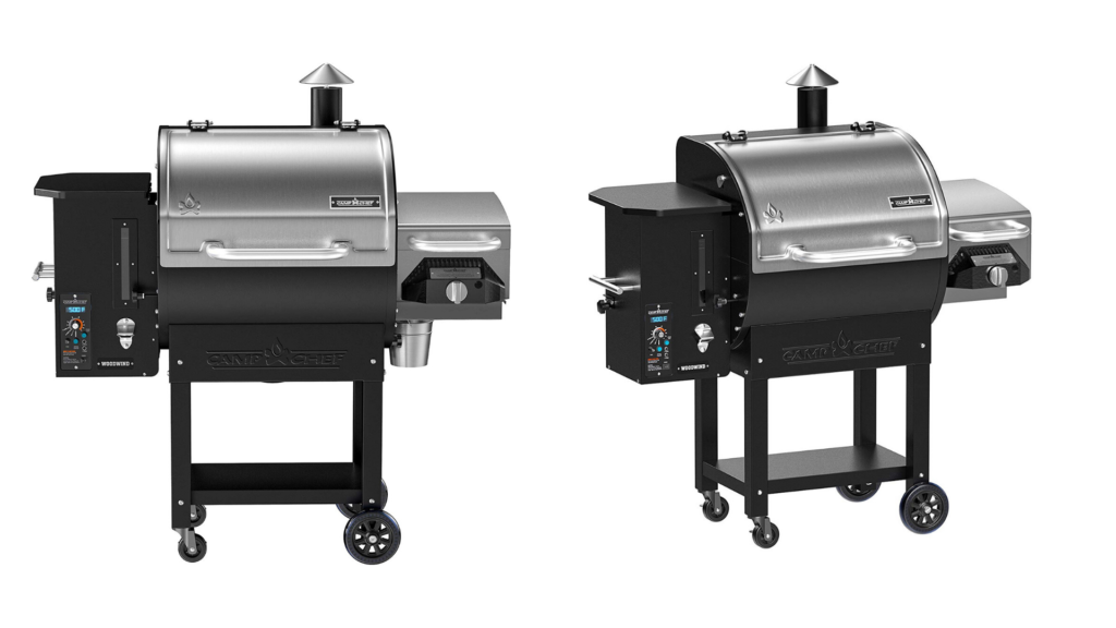 product image of Camp Chef Woodwind SG Pellet grill